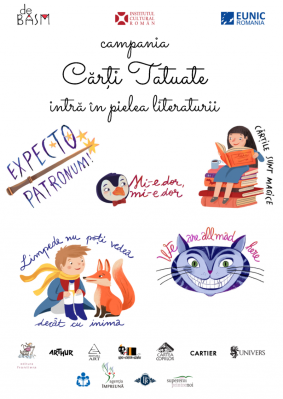 afis Carti tatuate